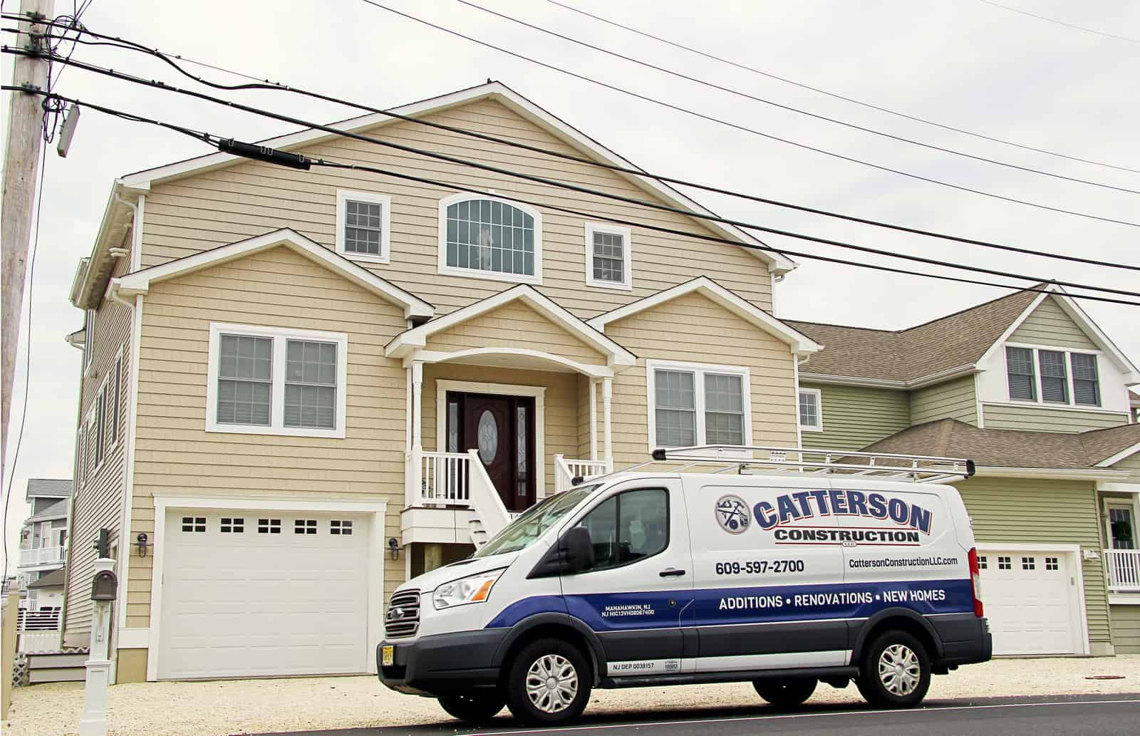 Contact Catterson Construction
